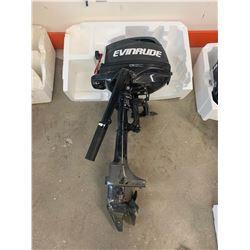 Boat Motor: 3.5 H.P. Evinrude