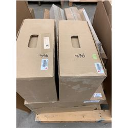 Ski-Doo LinQ Medium Premium Tunnel Bag, Can-Am New OEM Extra High Windshield Kit Outlander (71500302