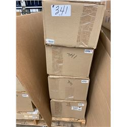 4 Can-Am 715000935 Yellow ATV Deluxe Fairing Kits