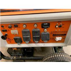 Generator: Generac XP 6-6500E