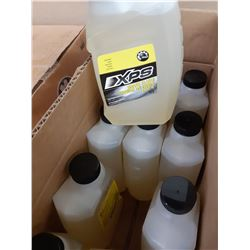 XPS Storage Oil and XPS Brake Fluid