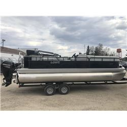 New 2018 Lowe SS230 / 150HP Merc Trailer Package Can be Viewed at the Nipawin Location