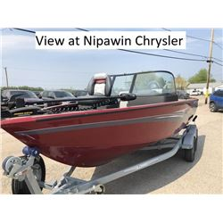 New 2018 Lowe FM18PW 175HP Merc Trailer Package Can be Viewed at the Nipawin Location