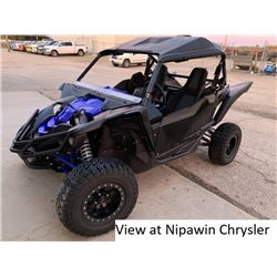 Used 2016 Yamaha YXZ1000R Can be Viewed at the Nipawin Location