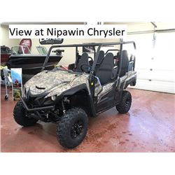 2018 Yamaha Wolverine X4 – 60 kms  full factory warranty Can be Viewed at the Nipawin Location