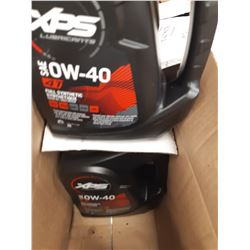 OW-40 Synthetic Oil
