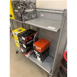 Heavy Duty 2 Sided Shelf Unit