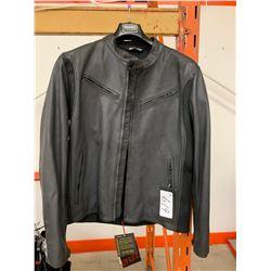 Black Ducati Leather Jacket