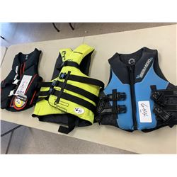 Sea-Doo Life Vests