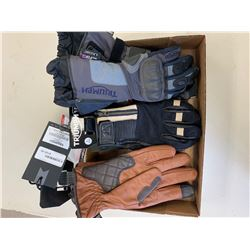 Triumph Motorcycle Gloves