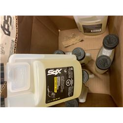 Synthetic Engine Oil and Fuel Stabilizer