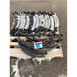 Trailer Leaf Springs
