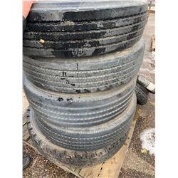 Semi Tires