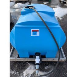 Water Tank on Skid