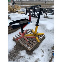 Transmission Stand and Service Stand