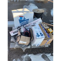 Misc Marine Hoses, Chocks, lights, fenders and misc parts