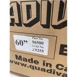 """60"""" Quadivator Dozer Blade"""