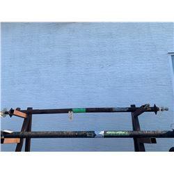 Used Axles, H&H Electric Brake