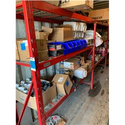 Snap-on Section Shelving