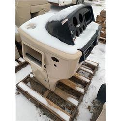 Damaged Pontoon Boat Furniture, 2 Dash Board Consoles