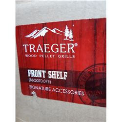 Traeger Shelves