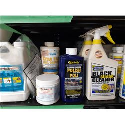 Filters, Cleaners and other items