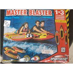 Master Blaster Tube , Air Force Flyer