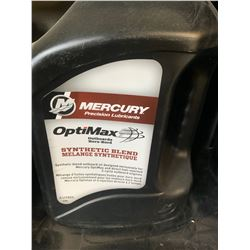 5 - 1 Gallon Jugs of Unopened Synthetic Oil
