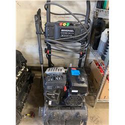 1 Simoniz Pressure Washer - Platinum Series with Wand - 3000PSI Serial # JH18050301030719