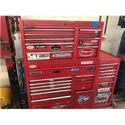 1 - 3 Compartment Snap -On Tool Chest