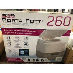 Porta Potti 260 Original - New in Box