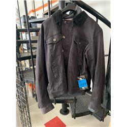 Men's Joe Rocket Black Jacket - Xlarge - New