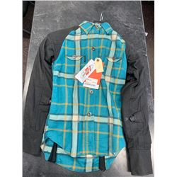 Ladies Joe Rocket Green  Jacket - Xsmall - New
