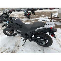 2017 Suzuki V-STROM Motorcycle VIN JS1C733B7H2100534
