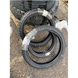 3 Motorcycle Tires