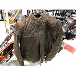 Triumph Andorra brown jacket, size L - MLHS18106-L