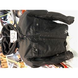 Joe Rocket Great White North textile motorcycle jacket - Black size L