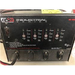 DSR Industrial series battery charger, 12V/6V (INC-406A)