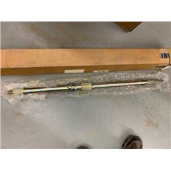 Rear axle shaft-fits  Grizzly 350 and Bruin 350,