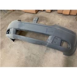 Front fascia -fits 2010 and 2011 Dodge Journey -