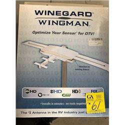 2- Winegard Wingman Sensar (CO87174)