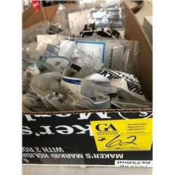 Stator; O-rings; Quicksilver seal kit; Impellers; solenoid, gaskets, oil filters, seal kits etc.