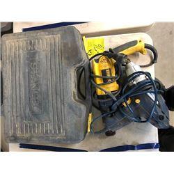 1- Dewalt hammer drill (DW511); 1- Mastercraft impact driver; 1- Stanley 97-170