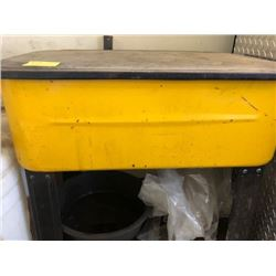 Parts Washer and Oil Drain Catch container