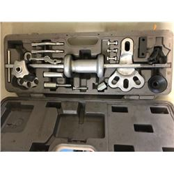 Mastercraft Maximum reciprocating saw (54-8170-8); KD tool slide hammer kit (41700)
