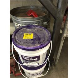 drywall compound, dust control compound