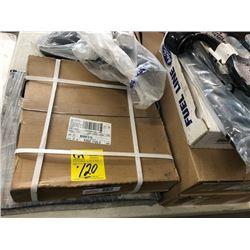 Splashguards; rotor; brake rotor; bracket kit; fuel line; 2- splash guard kits, rear; misc. parts