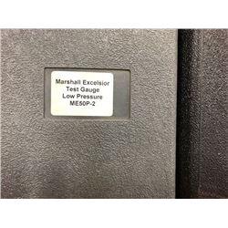 OTC cylinder leakage tester kit; Marshall Excelsior test gauge low pressure ME50P-2;
