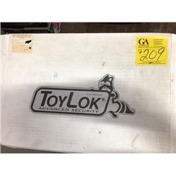 Toylok advanced security system