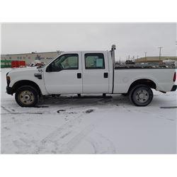 2008 Ford F250 XL 4X4  Superduty - 185,080kms Just serviced @Tire Craft Saskatoon